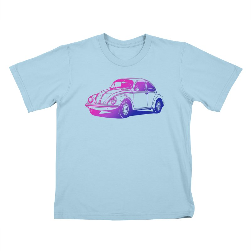 The LOVE Bug Kids T-Shirt by Prismheartstudio 's Artist Shop