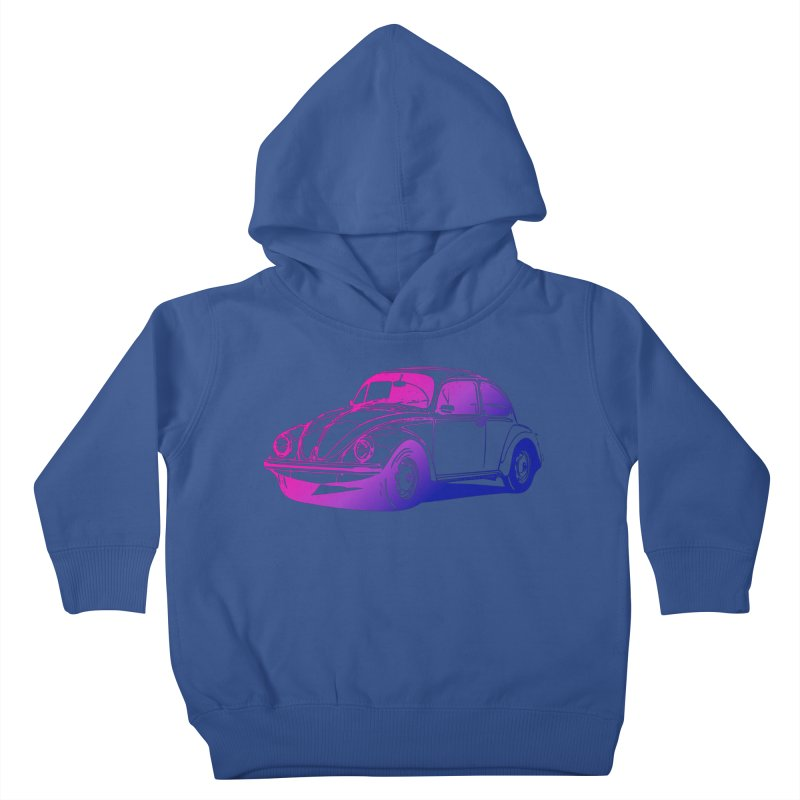 The LOVE Bug Kids Toddler Pullover Hoody by Prismheartstudio 's Artist Shop