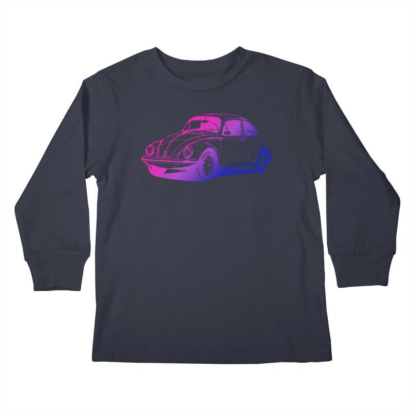 The LOVE Bug Kids Longsleeve T-Shirt by Prismheartstudio 's Artist Shop
