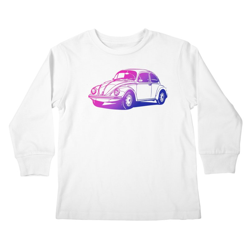 The LOVE Bug Kids Longsleeve T-Shirt by Prismheartstudio 's Artist Shop