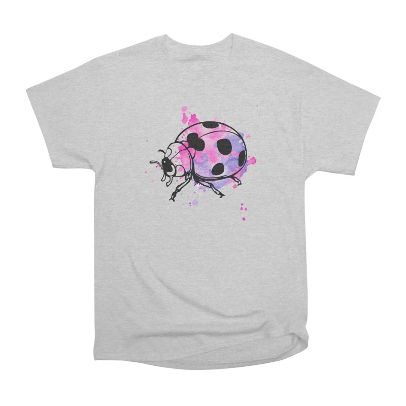LadyBug Love Women's Heavyweight Unisex T-Shirt by Prismheartstudio 's Artist Shop