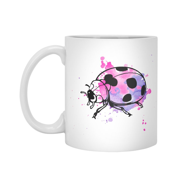 LadyBug Love Accessories Mug by Prismheartstudio 's Artist Shop
