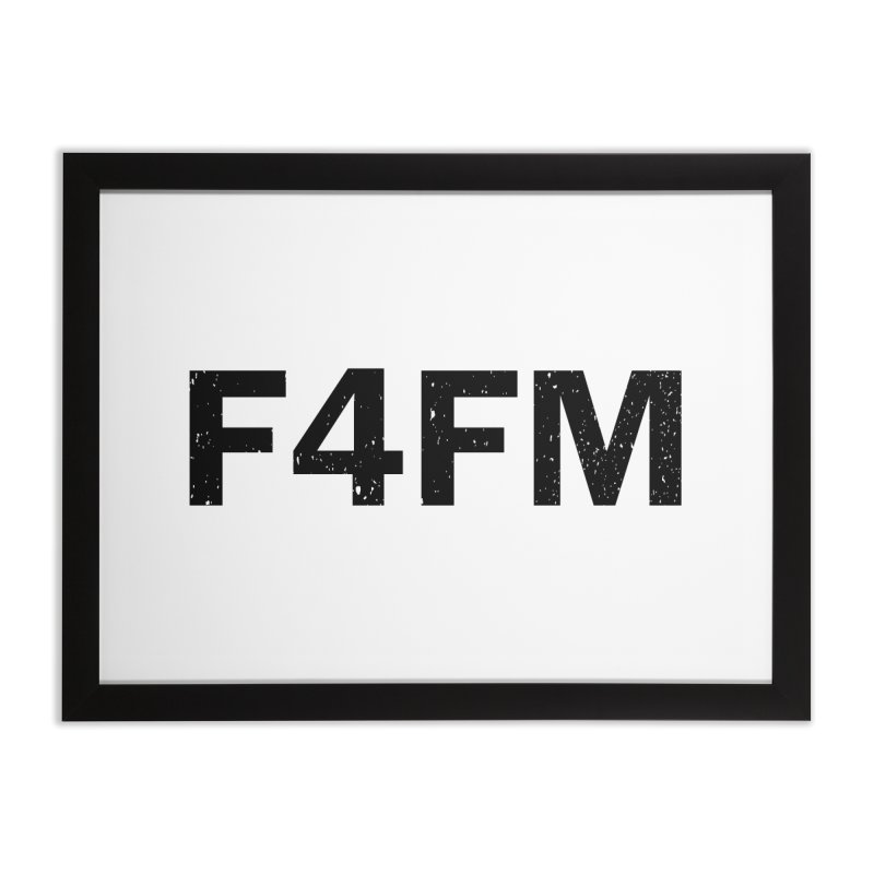 F4FM Home Framed Fine Art Print by Prismheartstudio 's Artist Shop