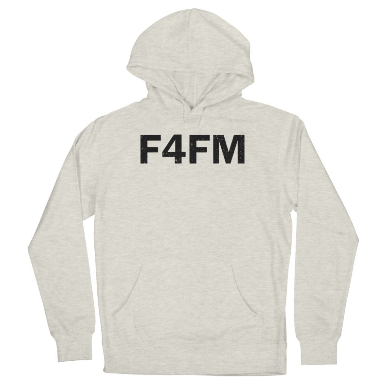 F4FM Women's French Terry Pullover Hoody by Prismheartstudio 's Artist Shop