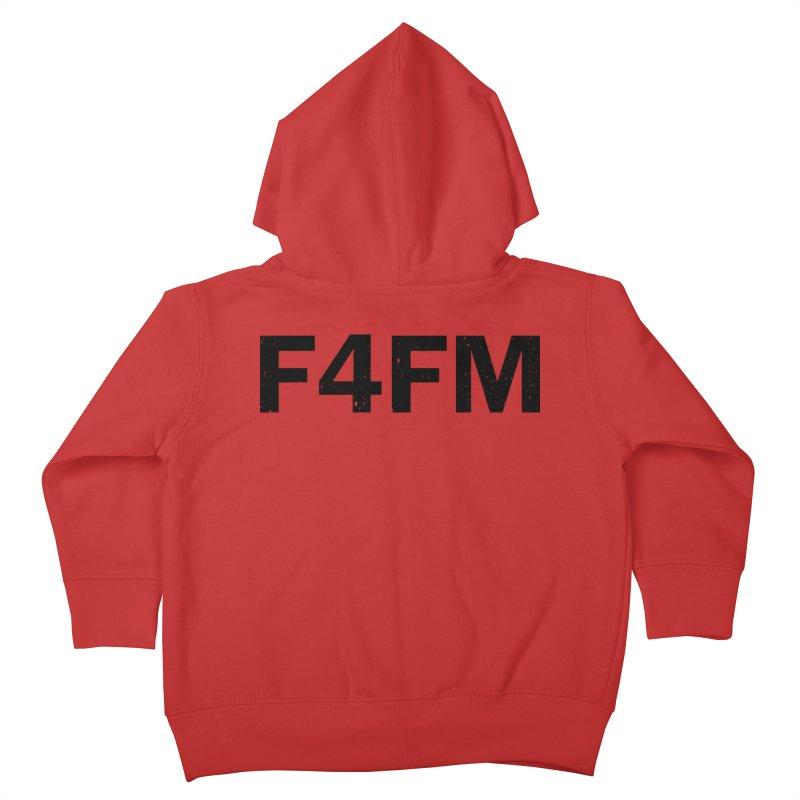 F4FM Kids Toddler Zip-Up Hoody by Prismheartstudio 's Artist Shop