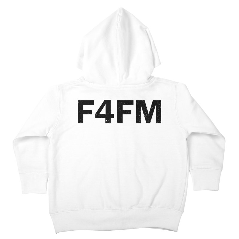 F4FM Kids Toddler Zip-Up Hoody by Prismheartstudio 's Artist Shop