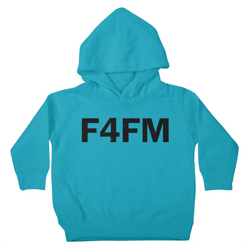 F4FM Kids Toddler Pullover Hoody by Prismheartstudio 's Artist Shop