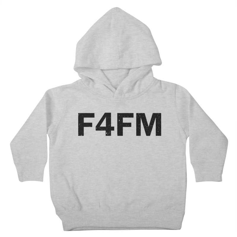 F4FM Kids Toddler Pullover Hoody by Prismheartstudio 's Artist Shop