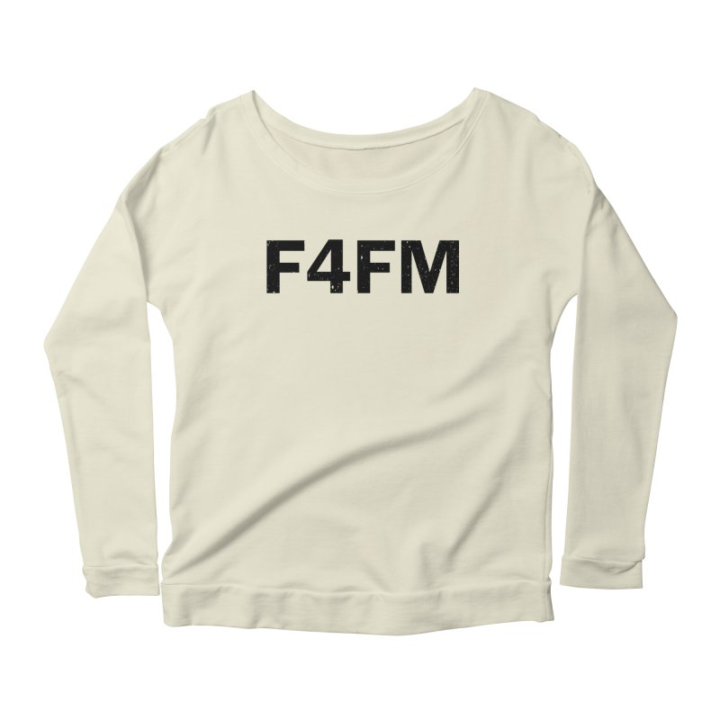 F4FM Women's Scoop Neck Longsleeve T-Shirt by Prismheartstudio 's Artist Shop