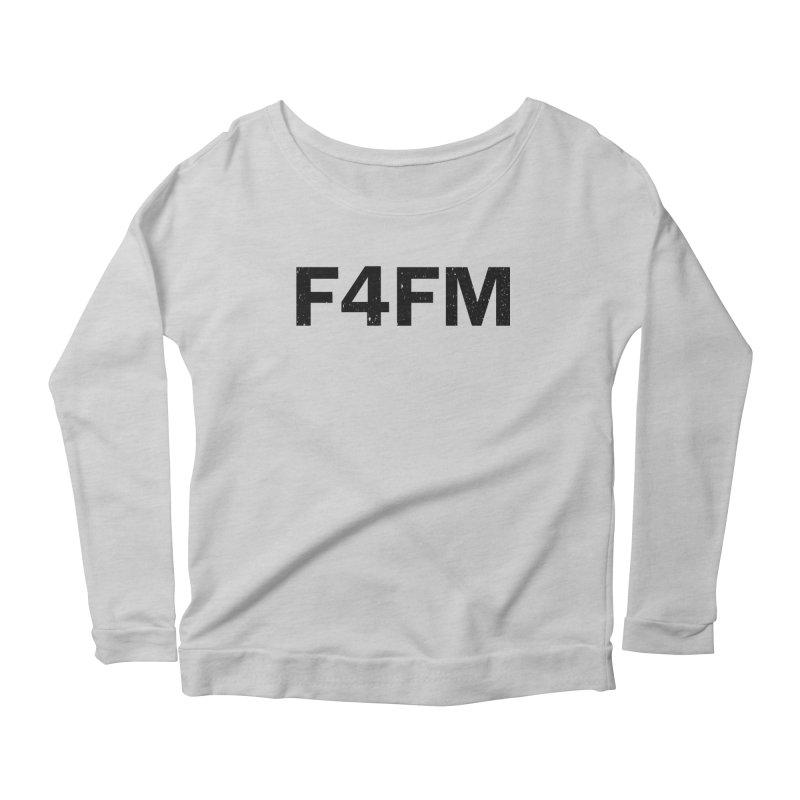F4FM Women's Scoop Neck Longsleeve T-Shirt by Prismheartstudio 's Artist Shop