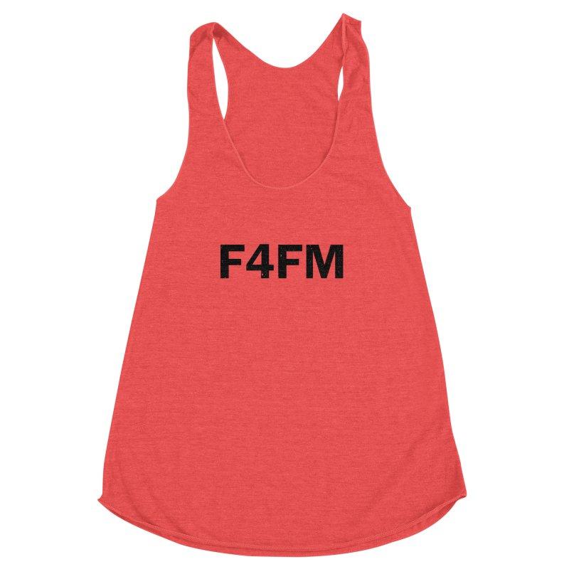 F4FM Women's Racerback Triblend Tank by Prismheartstudio 's Artist Shop