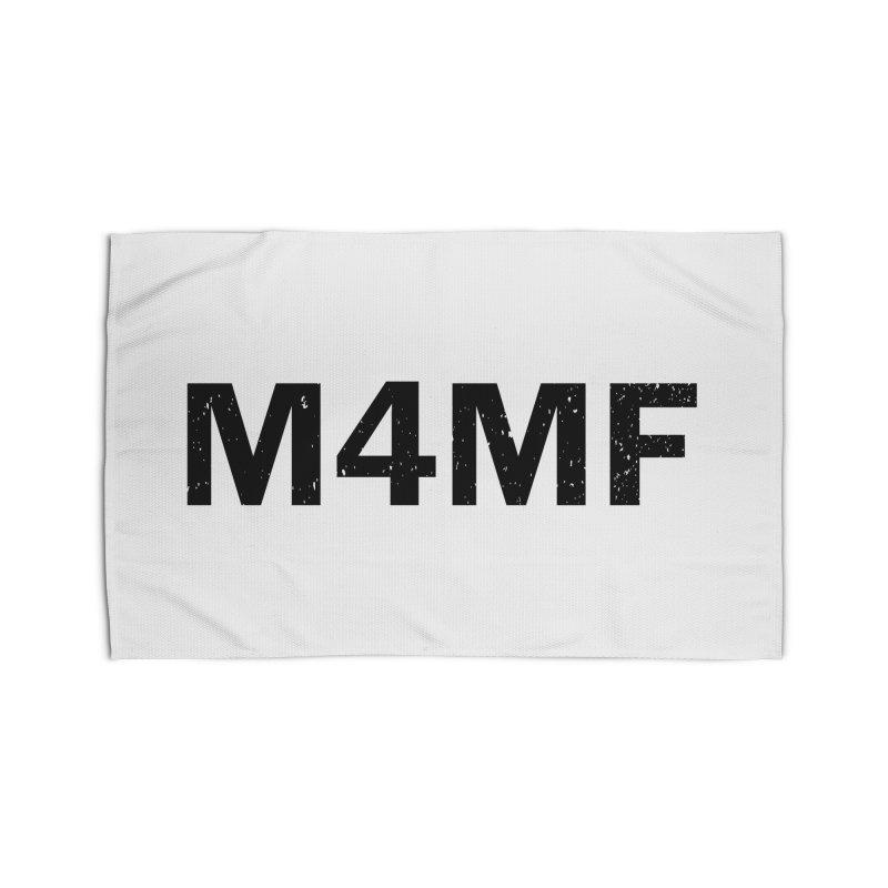 M4MF Home Rug by Prismheartstudio 's Artist Shop