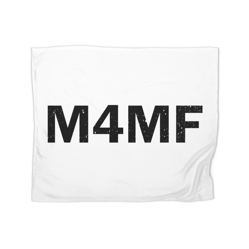 M4MF Home Blanket by Prismheartstudio 's Artist Shop