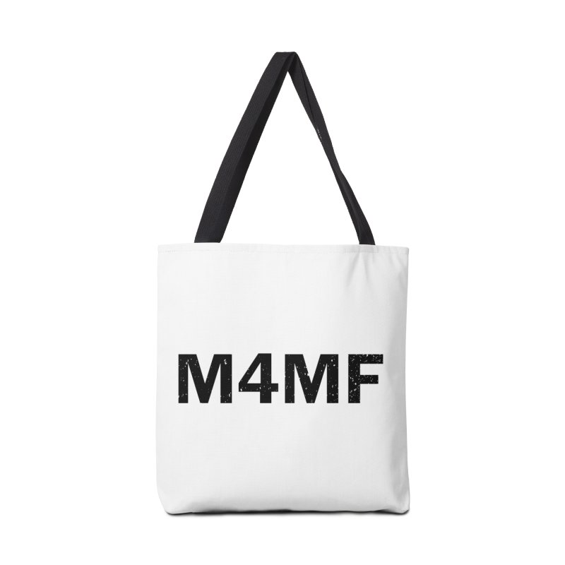 M4MF Accessories Bag by Prismheartstudio 's Artist Shop