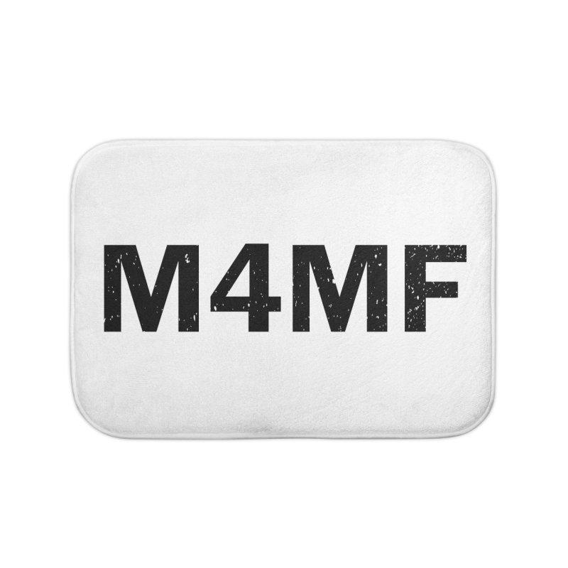 M4MF Home Bath Mat by Prismheartstudio 's Artist Shop