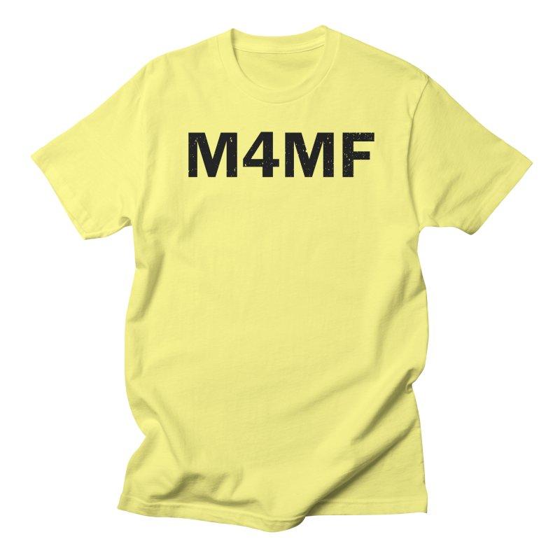 M4MF Men's Regular T-Shirt by Prismheartstudio 's Artist Shop