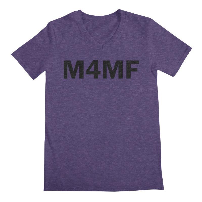 M4MF Men's Regular V-Neck by Prismheartstudio 's Artist Shop