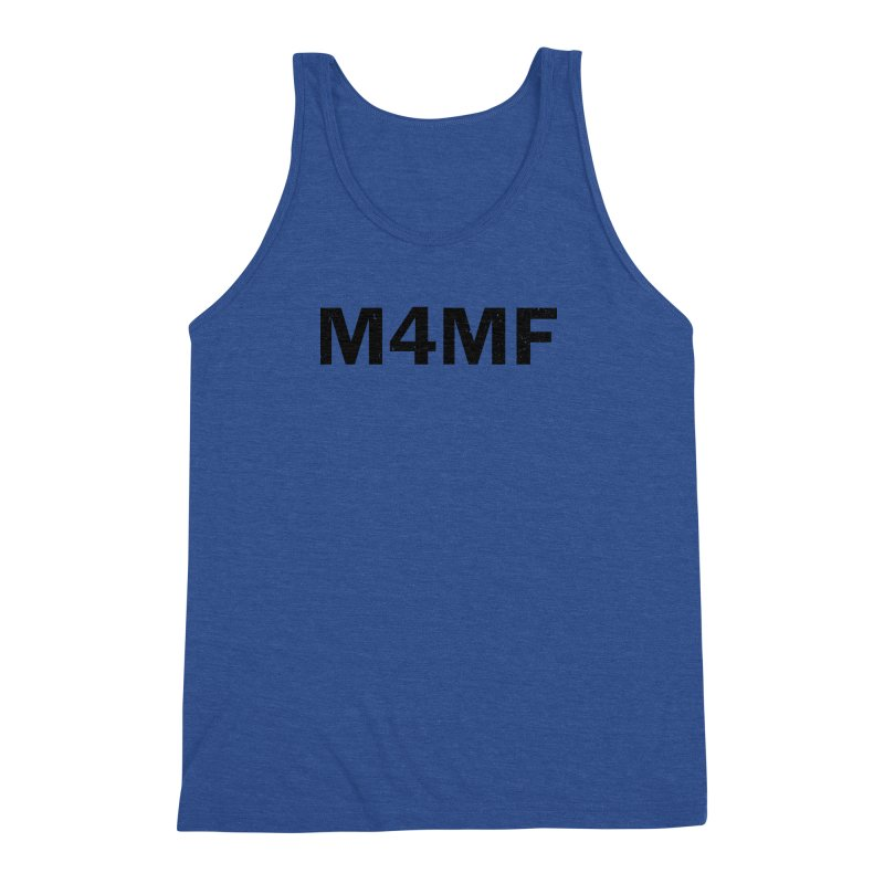 M4MF Men's Triblend Tank by Prismheartstudio 's Artist Shop