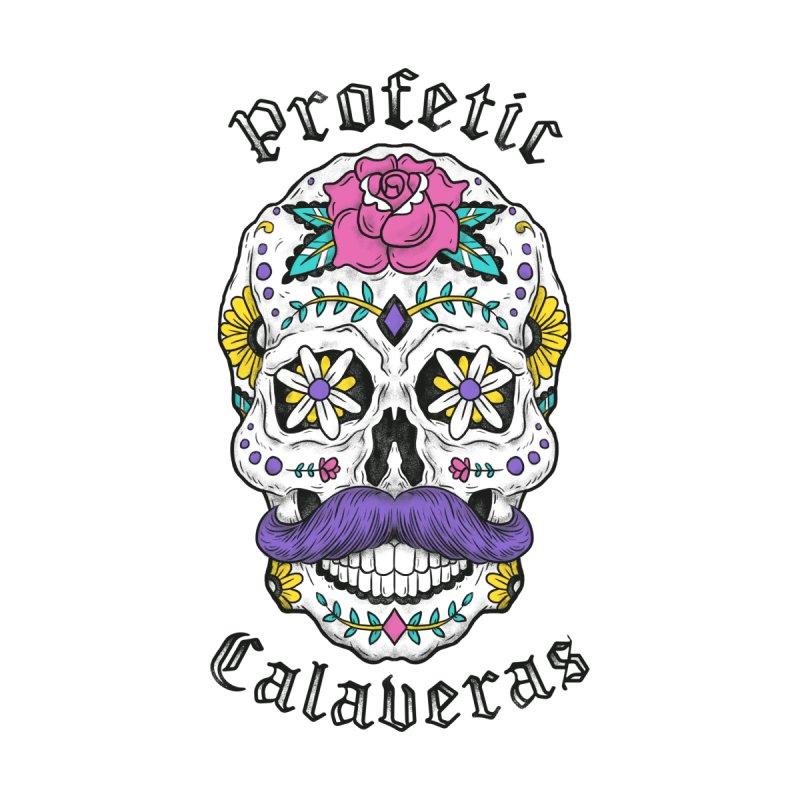 Profetic Calaveras New Design-Full Color by Profcaband's Artist Shop