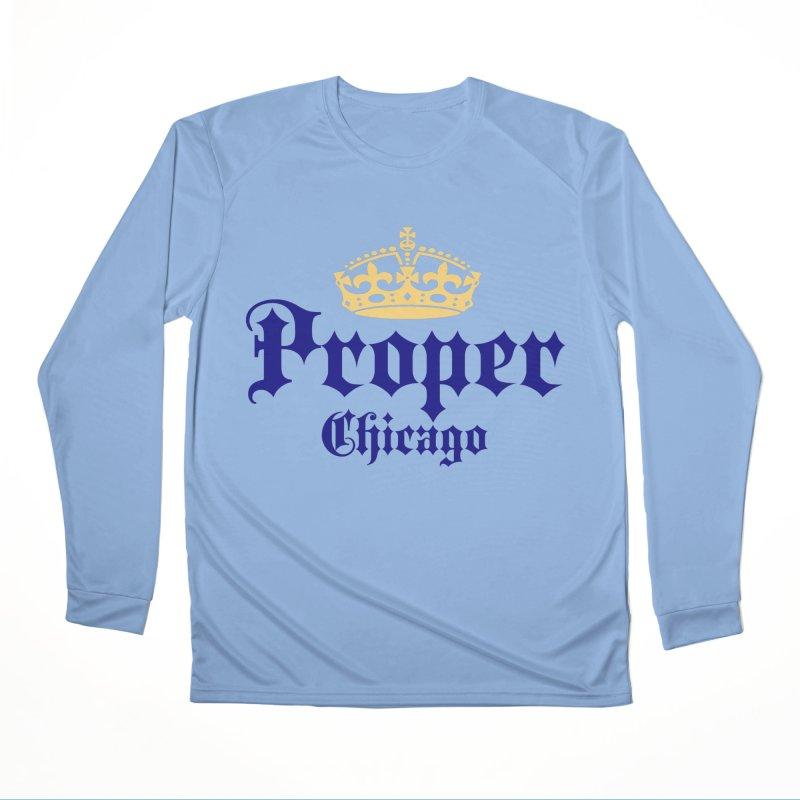 Proper Men's Longsleeve T-Shirt by Properchicago's Shop