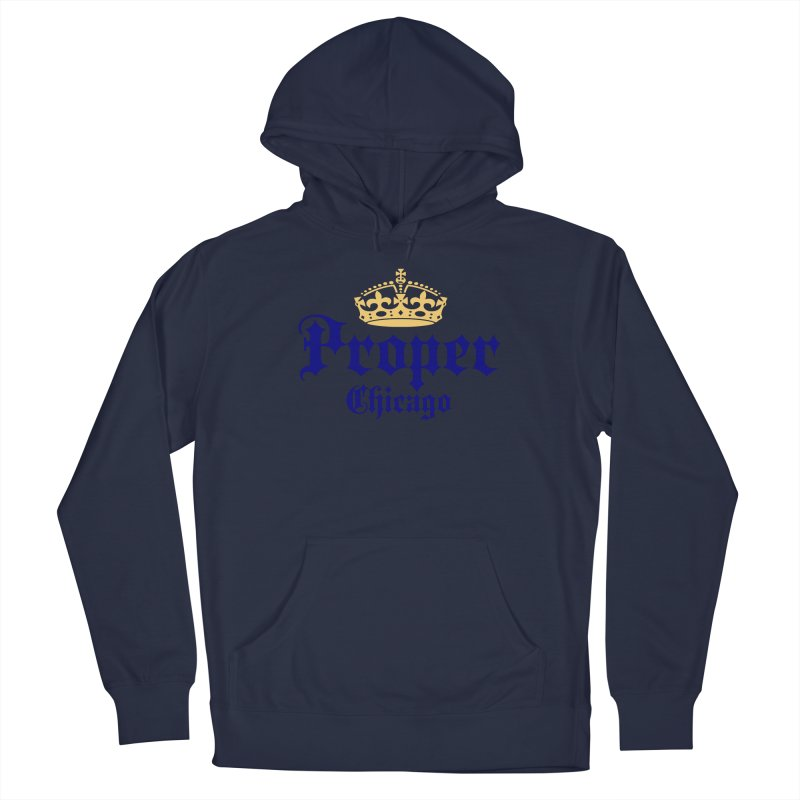 Proper Men's Pullover Hoody by Properchicago's Shop