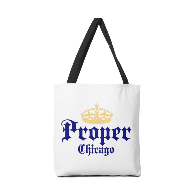 Proper Accessories Bag by Properchicago's Shop