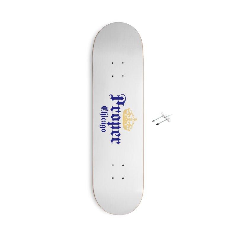 Proper Accessories Skateboard by Properchicago's Shop
