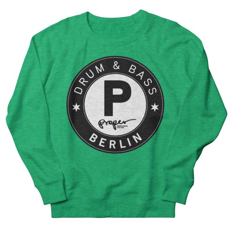 PROPER BERLIN Women's Sweatshirt by Properchicago's Shop