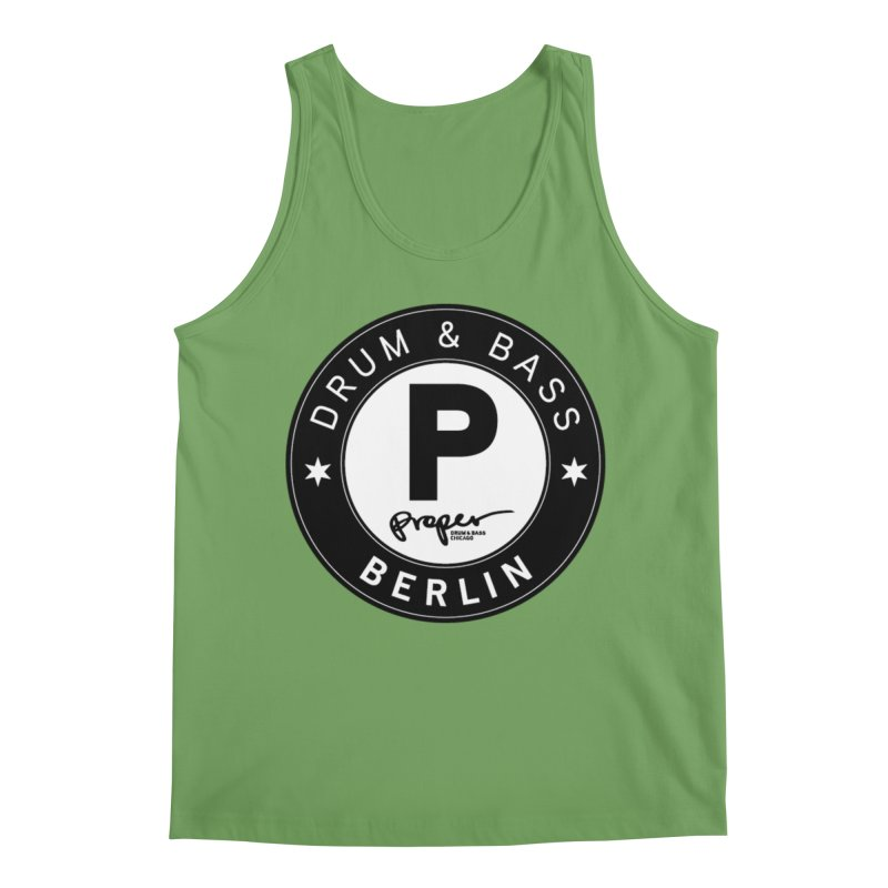 PROPER BERLIN Men's Tank by Properchicago's Shop