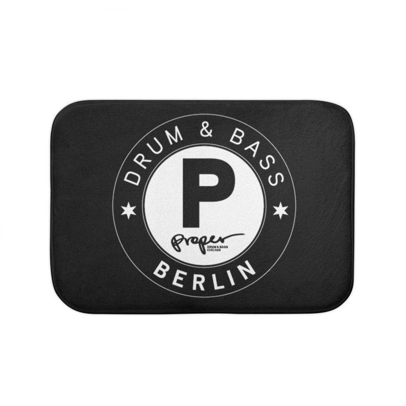 PROPER BERLIN Home Bath Mat by Properchicago's Shop