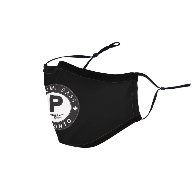 Proper TORONTO (Maple Leaf) Accessories Face Mask by Properchicago's Shop