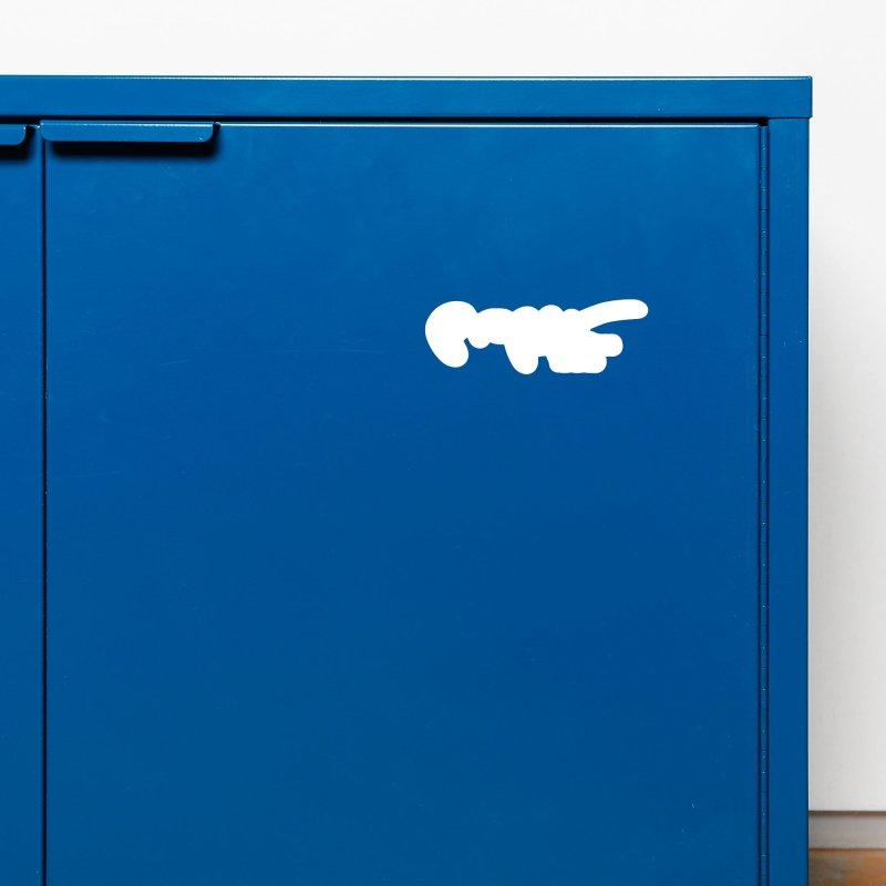 Proper OG logo TORONTO (white) Accessories Magnet by Properchicago's Shop