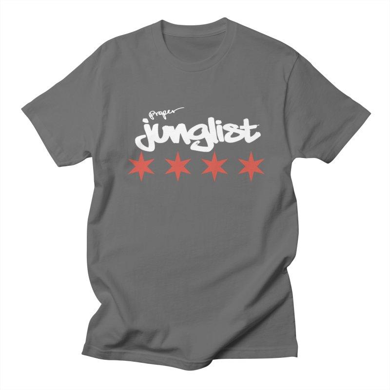 Proper Junglist  Men's T-Shirt by Properchicago's Shop