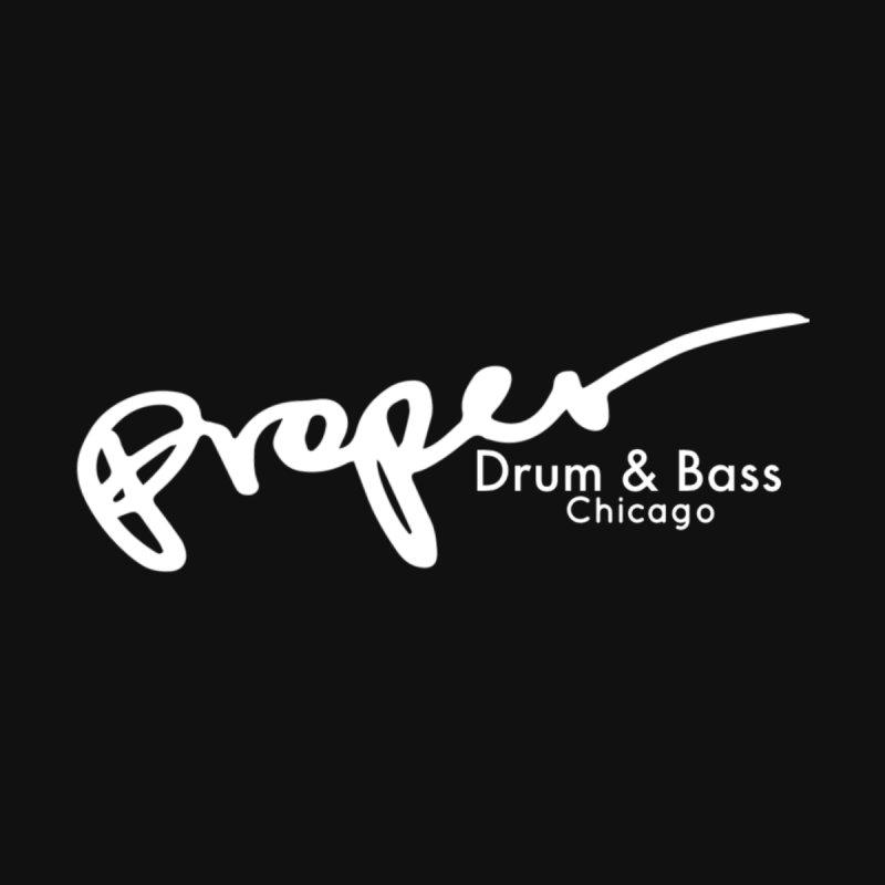 Proper Chicago  Men's T-Shirt by Properchicago's Shop