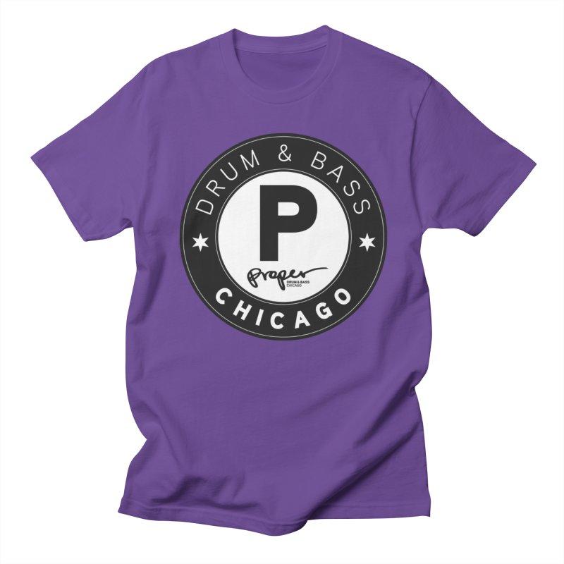 Proper logo Women's Regular Unisex T-Shirt by Properchicago's Shop