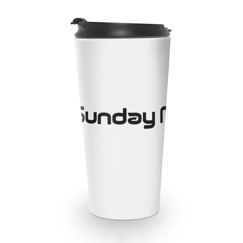 Sunday MASSive Accessories Travel Mug by Properchicago's Shop