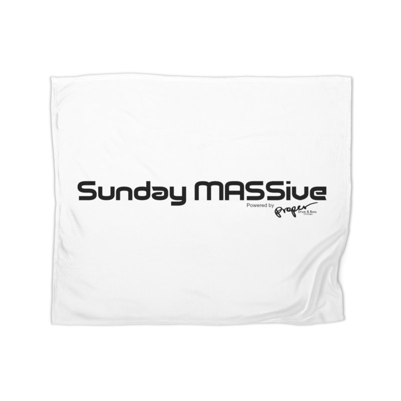 Sunday MASSive Home Blanket by Properchicago's Shop