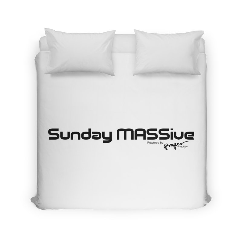 Sunday MASSive Home Duvet by Properchicago's Shop