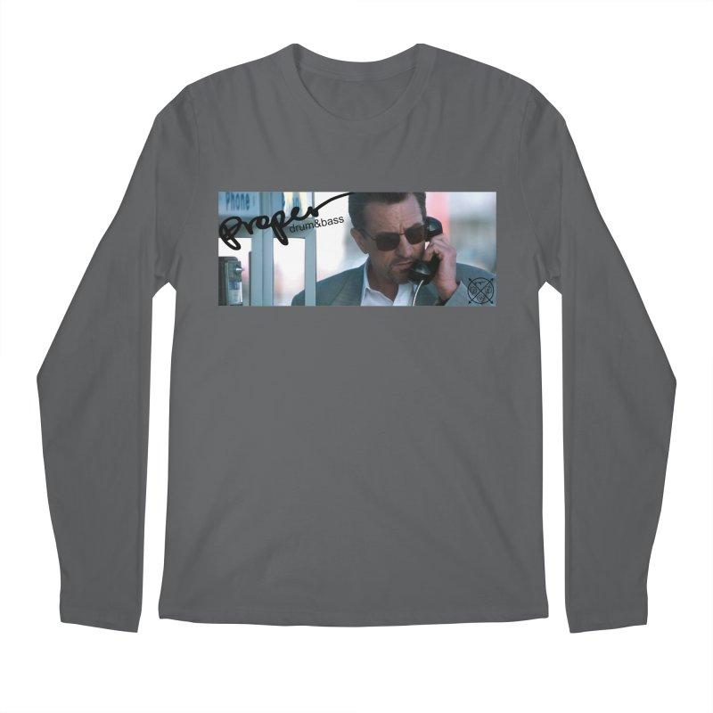 Proper Heat 2 Men's Regular Longsleeve T-Shirt by Properchicago's Shop