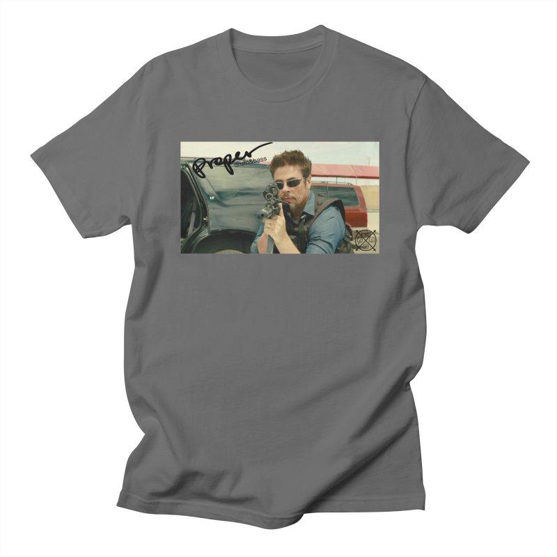 Sicario Proper Men's T-Shirt by Properchicago's Shop