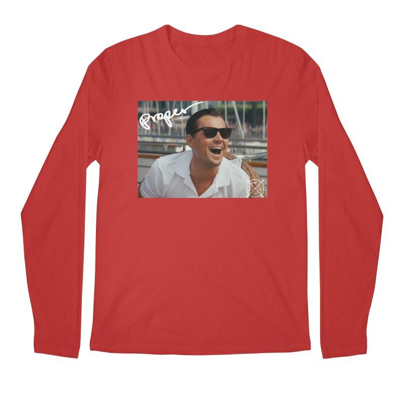 D man Men's Regular Longsleeve T-Shirt by Properchicago's Shop