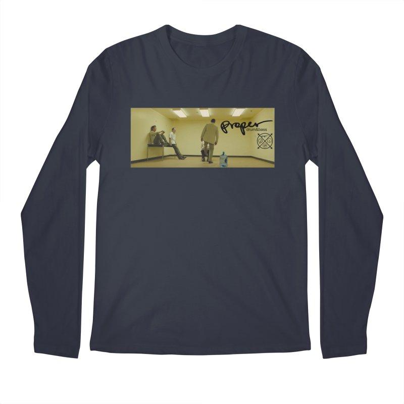 Sicario proper Men's Regular Longsleeve T-Shirt by Properchicago's Shop