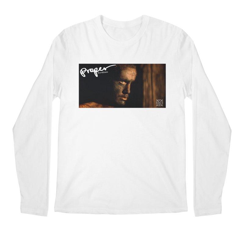 The end! Men's Regular Longsleeve T-Shirt by Properchicago's Shop