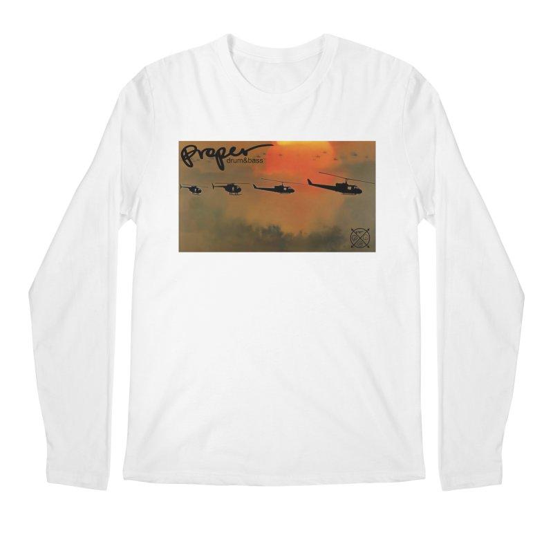 Chop Men's Regular Longsleeve T-Shirt by Properchicago's Shop