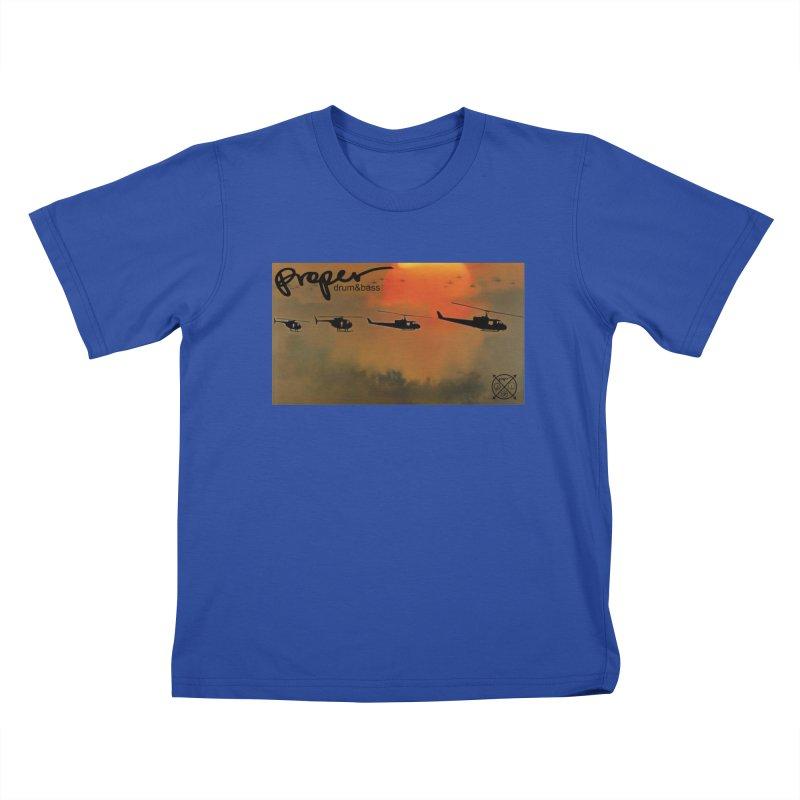 Chop Kids T-Shirt by Properchicago's Shop