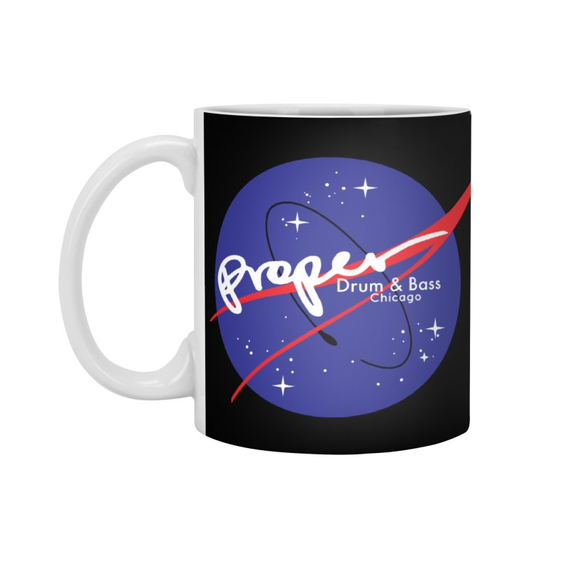 To space and .... Accessories Standard Mug by Properchicago's Shop