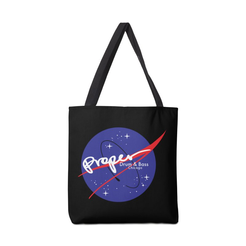To space and .... Accessories Bag by Properchicago's Shop