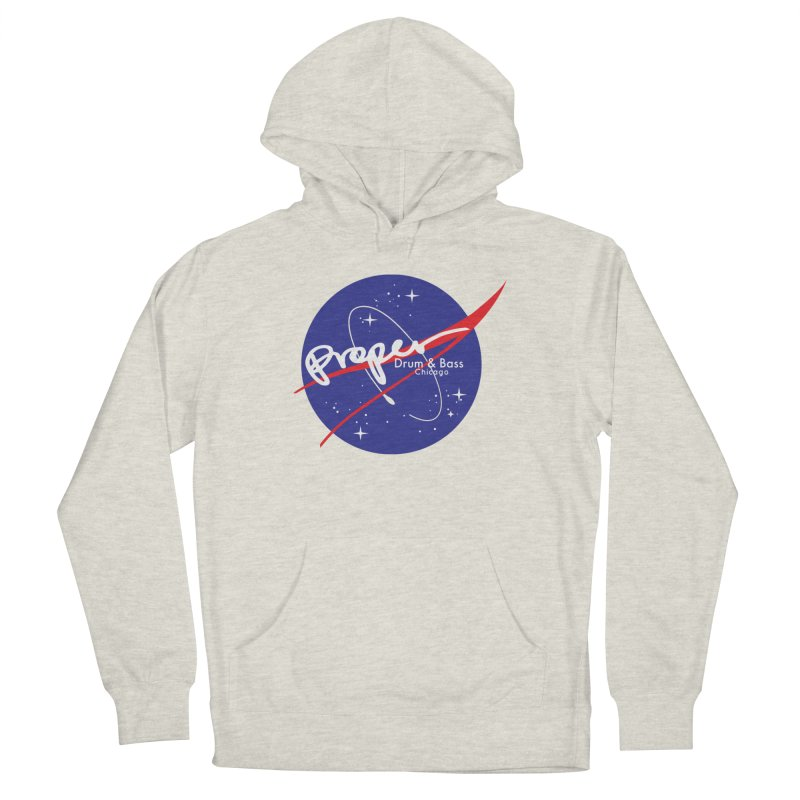To space and .... Women's French Terry Pullover Hoody by Properchicago's Shop