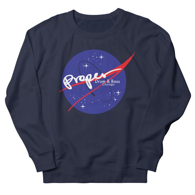 To space and .... Women's French Terry Sweatshirt by Properchicago's Shop