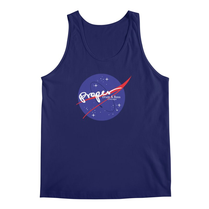 To space and .... Men's Regular Tank by Properchicago's Shop